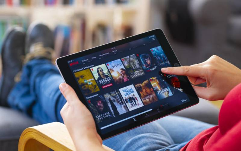 Netflix raises Africa showing with free offer