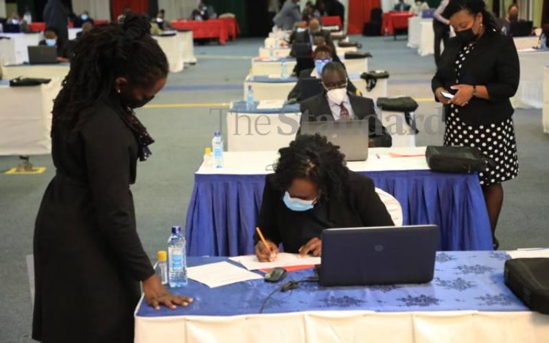 New IEBC interview technique explained