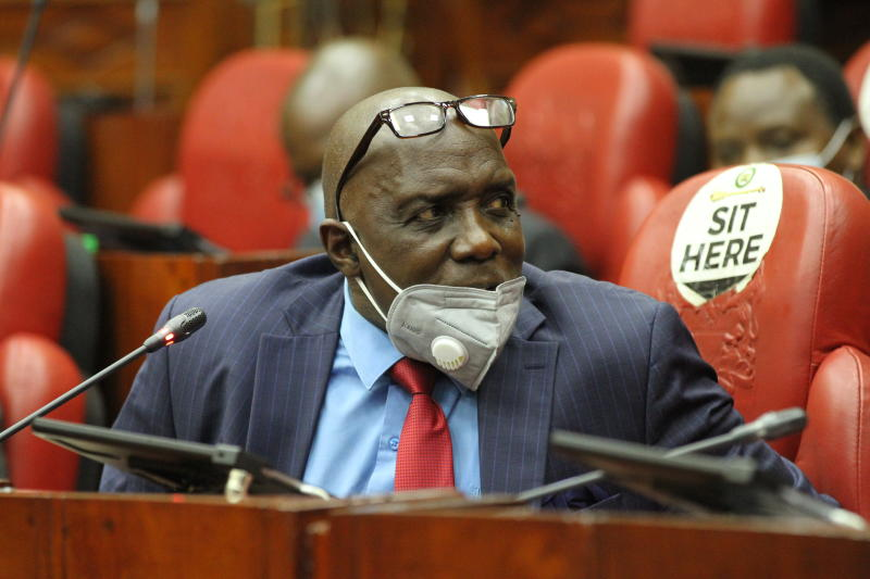NLC broke law due to lack of structures, Swazuri claims