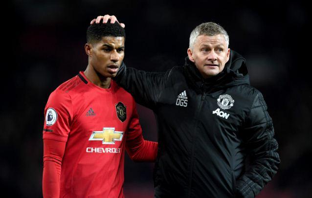 No decision yet on Rashford surgery, says Man Utd boss Solskjaer
