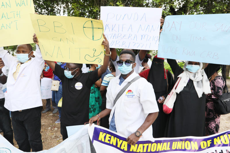 Not all medics can go on strike, court now rules
