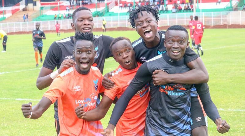 NSL: Kisumu All Stars go third as draws dominate Super League