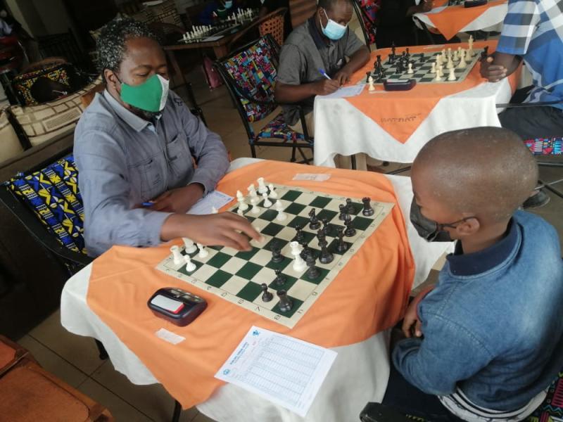 Nyonje beats four-time national champ Magana at Kisumu Open