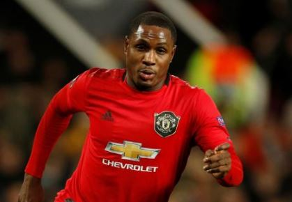 Odion Ighalo set to extend Man United stay until January 2021