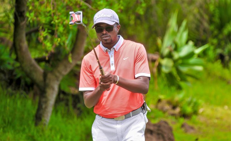 Odoh in battle of his life for Magical Kenya Open slot