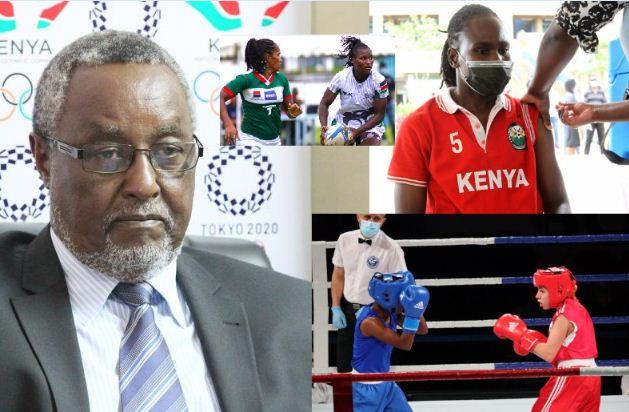 Olympics Kenya: Tokyo 2020 Olympics preparations update