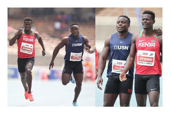 Olympics: Kenyan sprinters looking to change perceptions