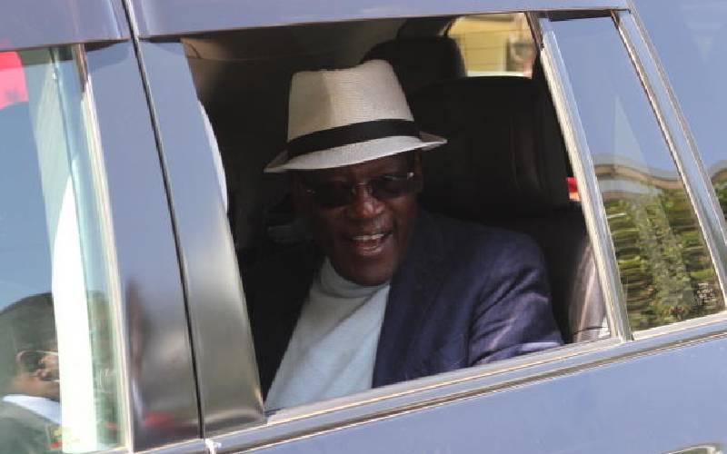 On Ukambani politics, keep a close eye on Johnston Muthama