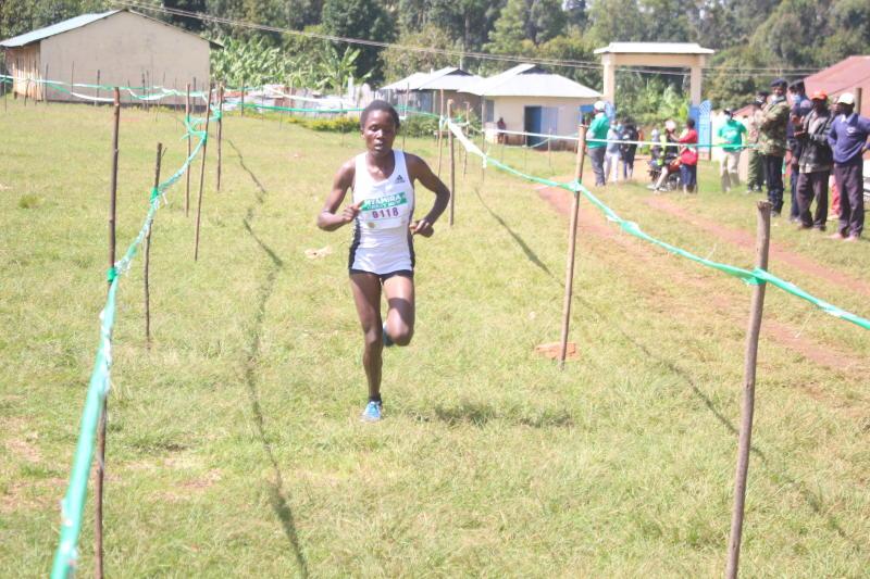 Onchari clinches Nyamira 10km road race
