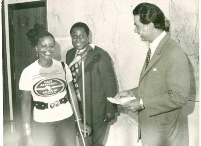Orie Rogo Manduli: Why I stopped rallying