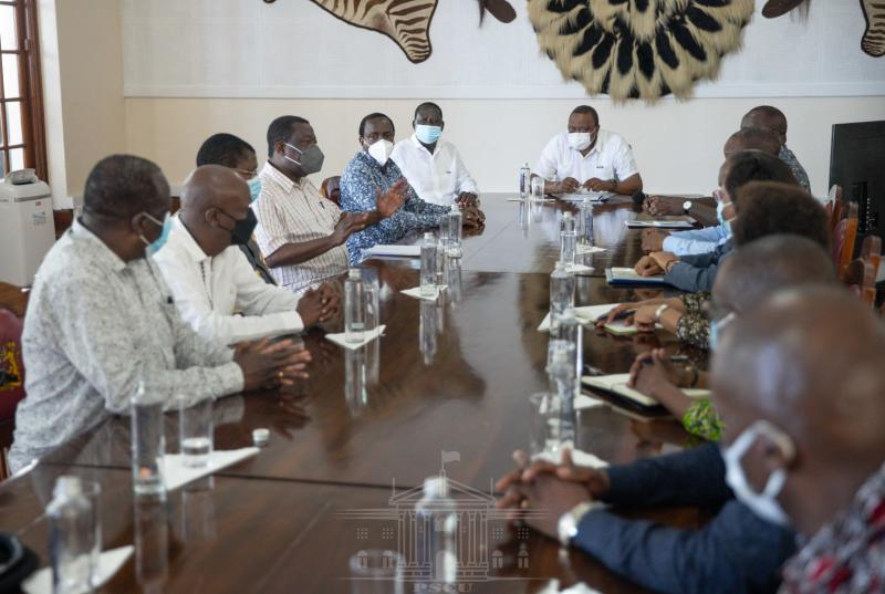 Panic in Uhuru Kenyatta's Cabinet over looming reshuffle