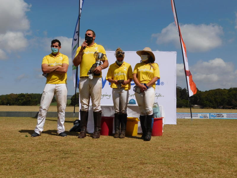 POLO: Tihan wins the Challenge Cup in Timau