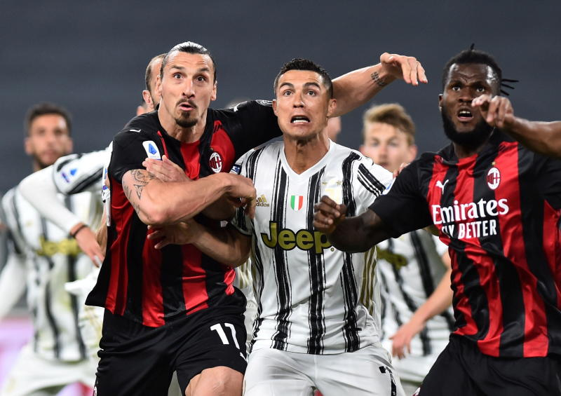Poor Juventus in danger of missing out on top four in Serie A