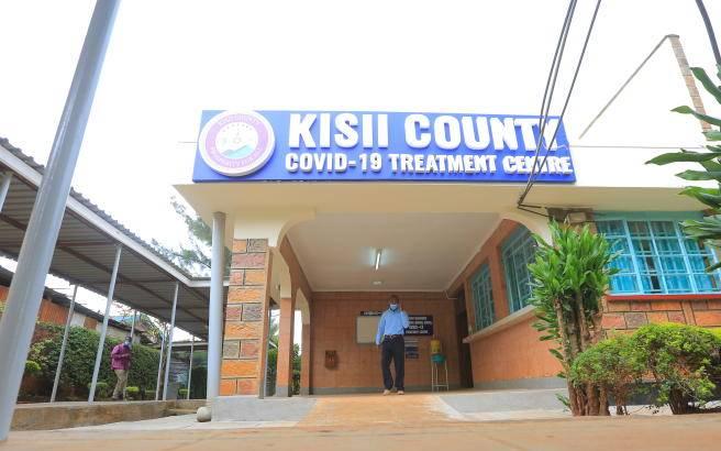 Covid-19: Nurse gives birth  in ICU