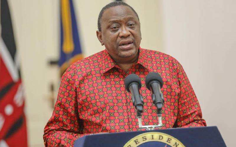 Uhuru in New York to chair UN Security Council session on peace