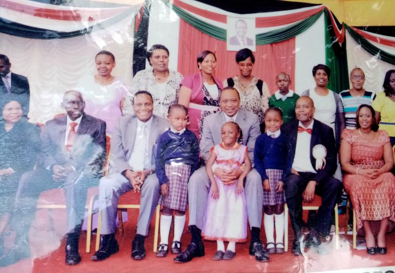 President Uhuru has forgotten my daughter