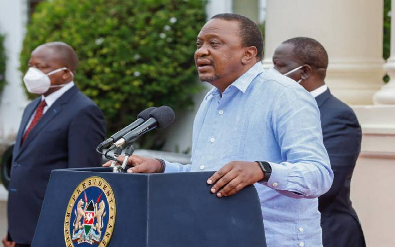 President urges striking medics to return to work
