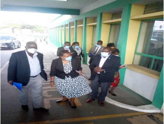 Senate Health Committee says NMS vs Sonko wars worsening healthcare in the city