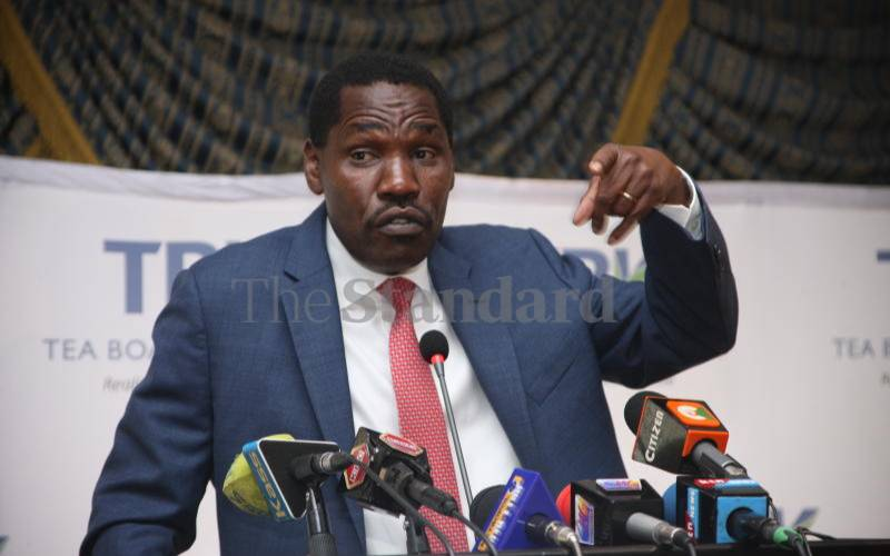 Probe ordered on Sh379m loan for KTDA