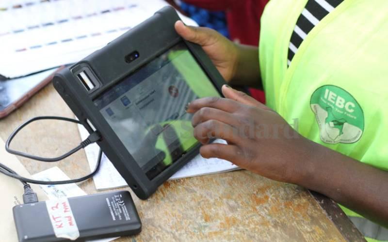 Procurement misconducts that led IEBC to lose millions