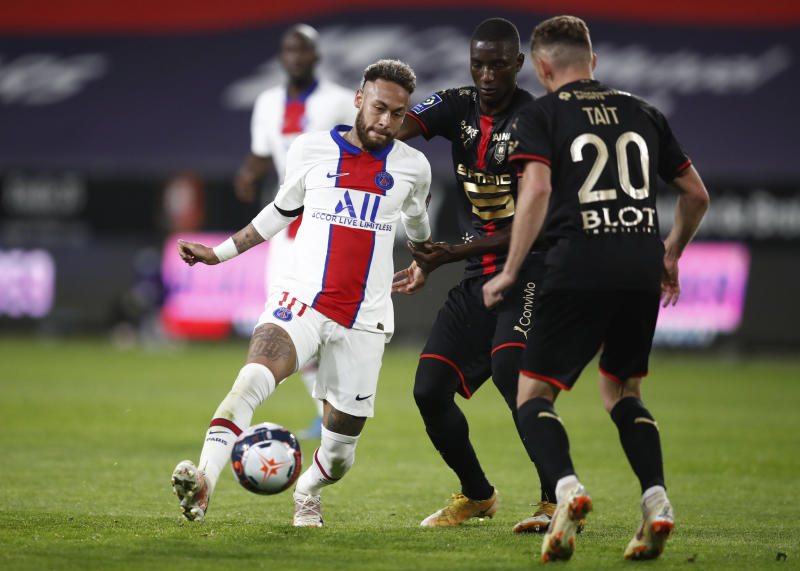 PSG trophy chances dented with draw on Sunday
