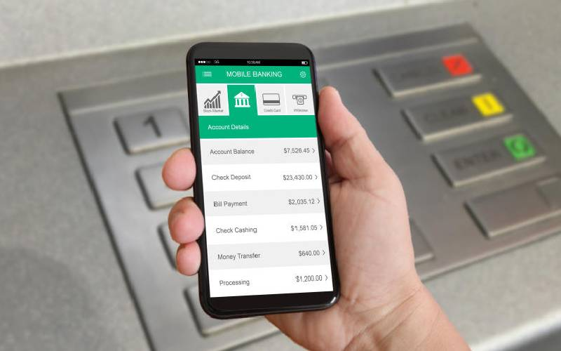 Pushed to the edge, elderly turn to mobile loan apps for survival