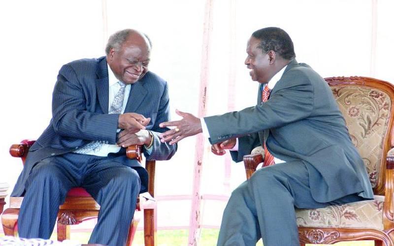 Raila to Central: You owe me