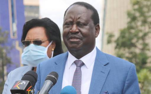Raila returns to Kenya quietly after three-week medical stay in Dubai