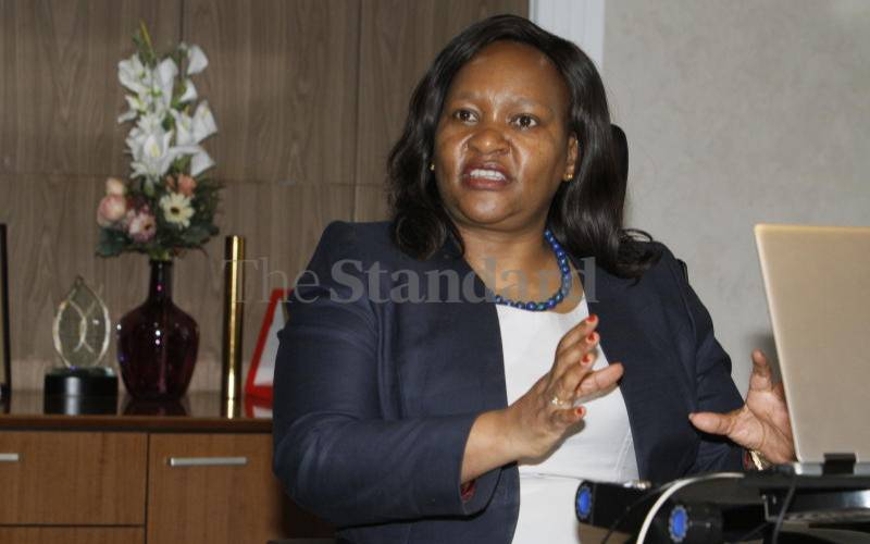 Rebecca Miano: The Iron Lady of power sector on life at the top