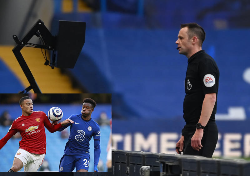 Referee told Maguire Man United deserved a penalty before opting not to give it – Shaw