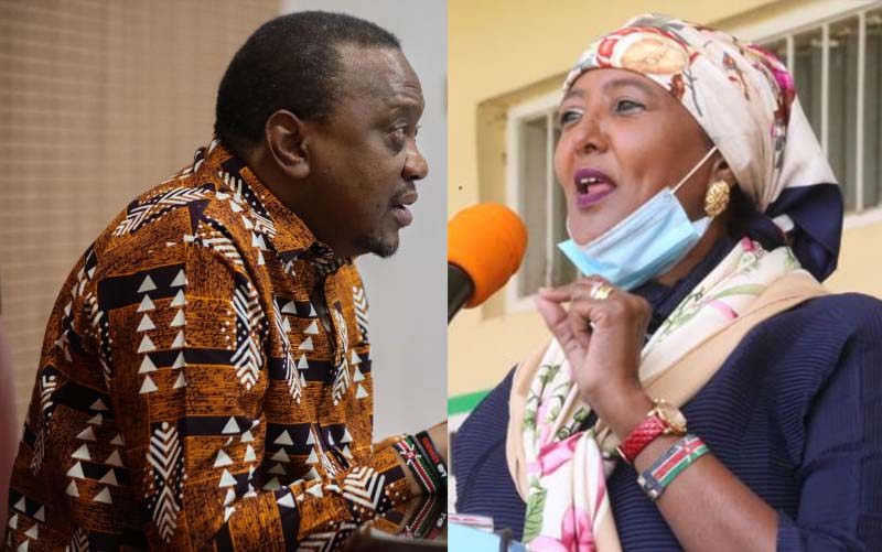 Resumption of sporting activities looming?  - Uhuru announces phased re-opening