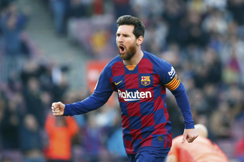 Revealed: How Inter Milan tried to sign Messi before his first Ballon d'Or