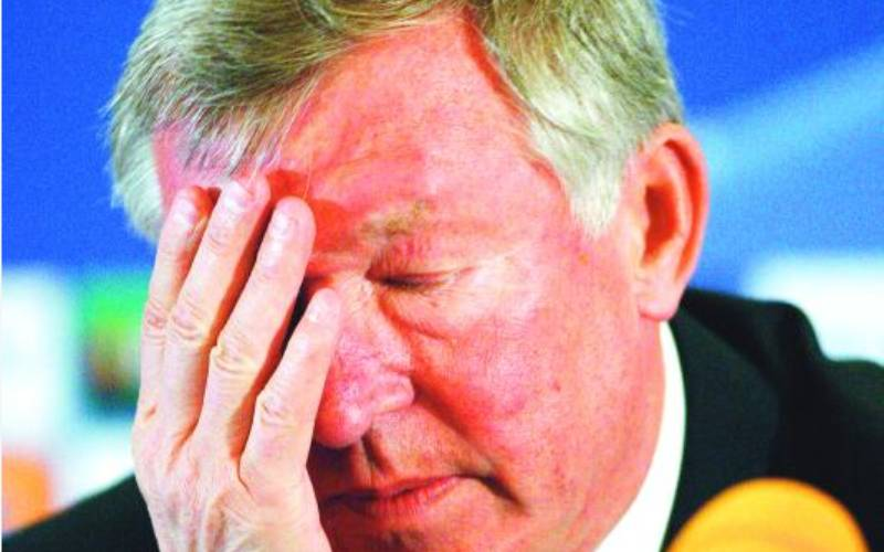 Revealed: Sir Alex Ferguson was arrested and jailed after a drunken fight during playing days