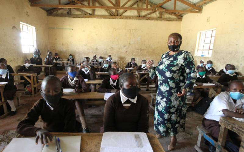 Revealed: Teachers to get better salaries under CBC