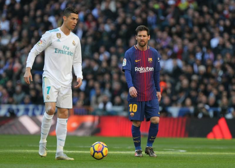Ronaldo names Messi as favourite player to watch