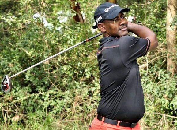 Royal Nairobi's player clinches Machakos leg title