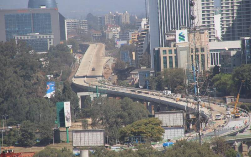Rubber meets the road as Nairobi Expressway tests PPP model