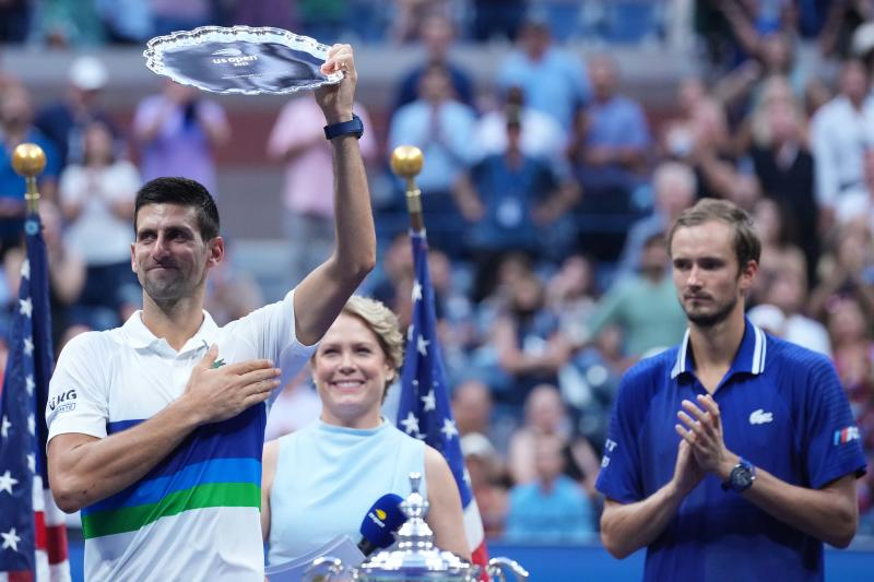 Russia's Daniil Medvedev delivers on biggest stage to win US Open