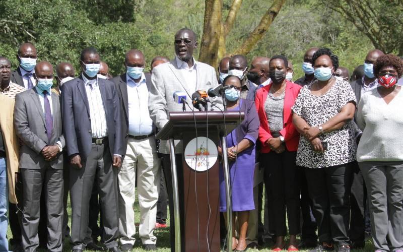 Ruto allies dare Uhuru over controversial dams