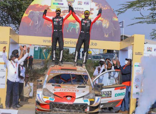 Safari Rally proves it's still tough as ever