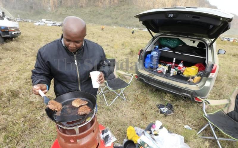 Safari Rally spirit marks return of the big concerts