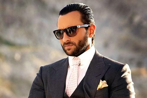 Saif Ali Khan turns 50!