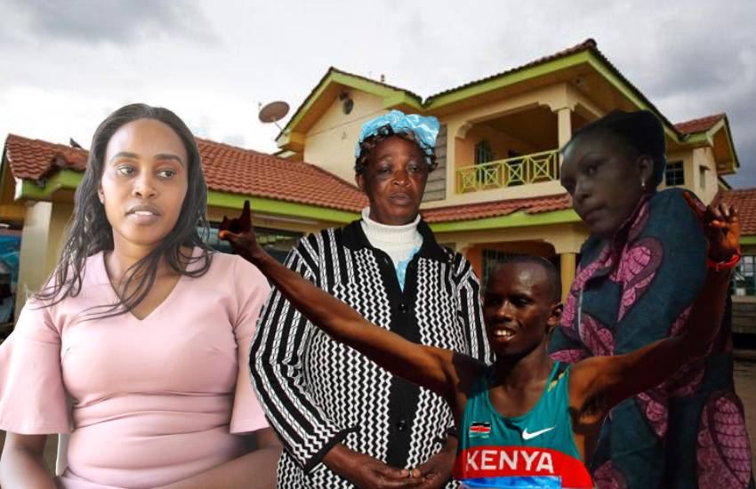 Samuel Wanjiru: Two women's account on the death of a man they loved