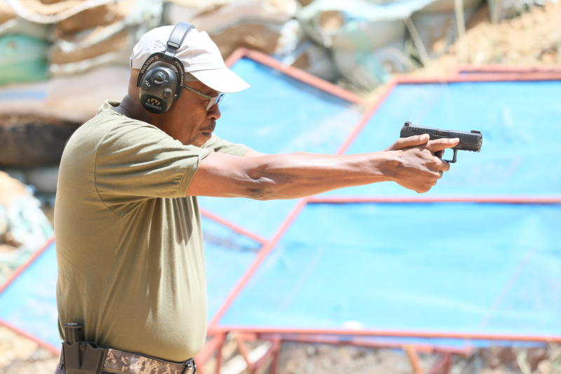 Mombasa shooters aim for glory at Africa championships : The standard Sports