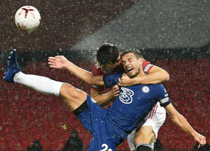 SETTLED: Why Chelsea were not awarded a penalty for Maguire's headlock on Azpilicueta