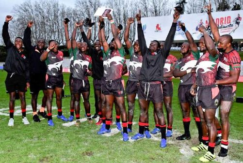 Shujaa, Lionesses pick up vital lessons at Madrid 7s