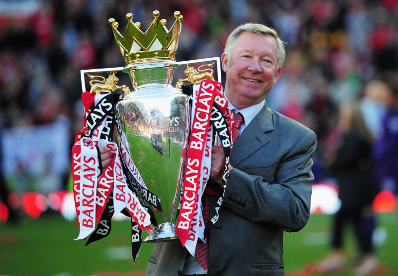 Sir Alex Ferguson's recovery from brain haemorrhage to be shown in new documentary
