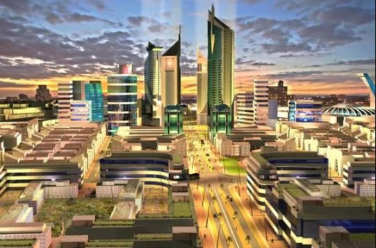 Smart city solutions a must for Africa's growth