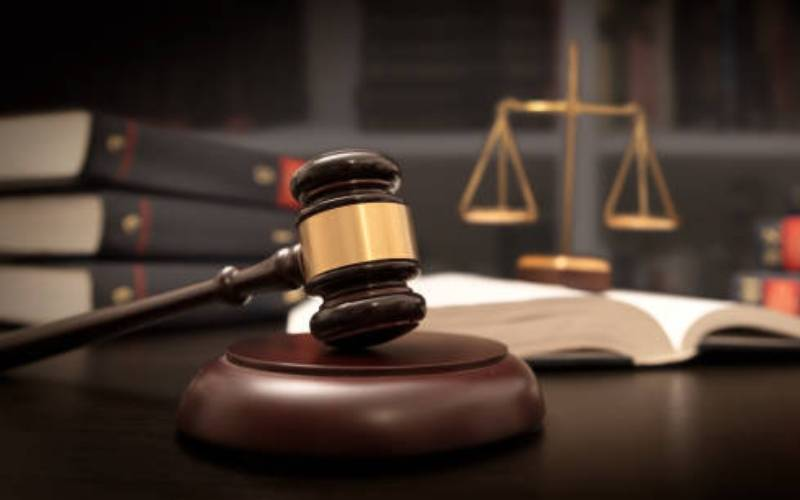 Soldiers win land case against Gilgil community