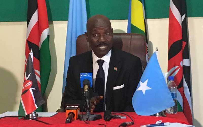 Somalia expels Kenyan ambassador over 'interference'